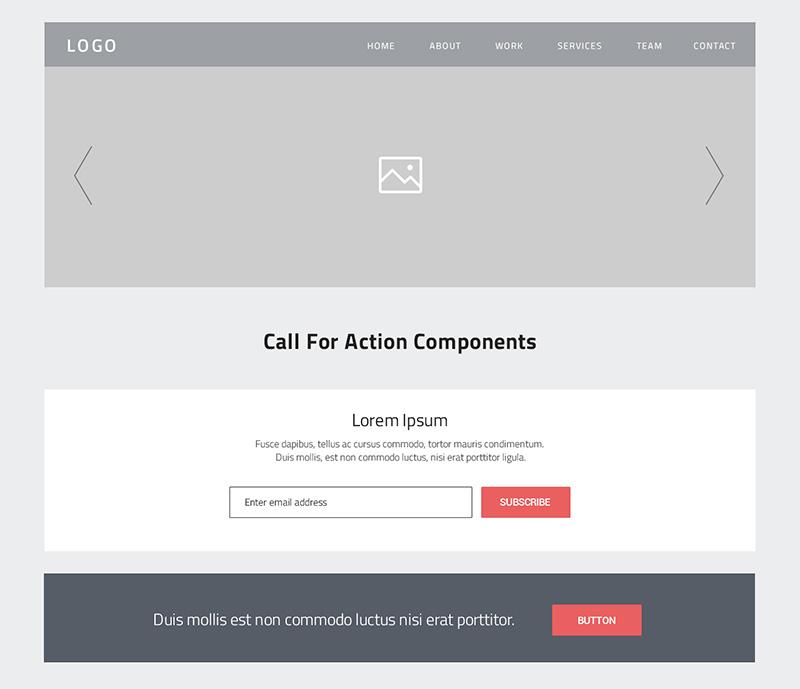 UI/UX기획, 와이어프레임(Wireframe)